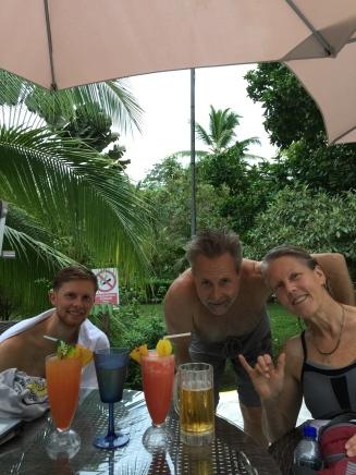 Monkey Bar in Tortuguero