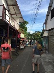 Downtown Tortuguero