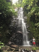 Waterfall in Arenal
